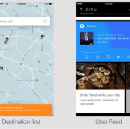 THE NEW UBER APP: THREE NOTABLE UX CHANGES