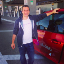 How I landed my first startup job through a roadtrip