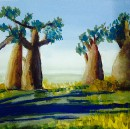 Baobabs — the tree of life, and your heart — the home of mine…