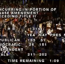 How Congress Voted on Trade