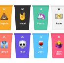 Emoji for recycling
