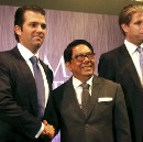 Why did Trump invite a murderous autocrat to the White House? Follow the money.