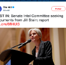 McCarthyite Witch Hunt Comes For Jill Stein