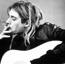 Soaked In Bleach, Montage Of Heck Paint Varying Portraits Of Kurt Cobain