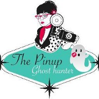 Pinup Ghost Hunter
