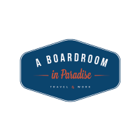 A Boardroom in Paradise