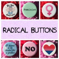Radical Buttons