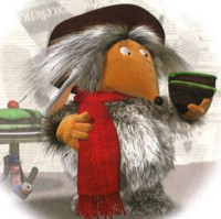 Mighty Womble