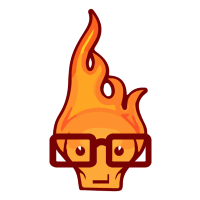 This Nerd Is On Fire