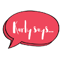 Karly Says