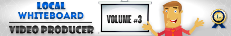 Local Whiteboard Video Producer Volume 3 Review