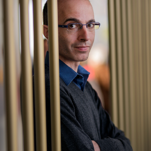 Go to the profile of Yuval Noah Harari