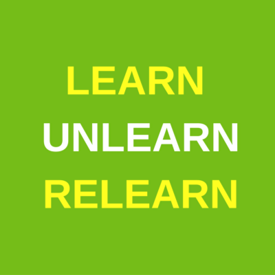 The Unlearner