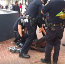 I watched 14 police officers take down a one-legged homeless Black man outside Twitter HQ