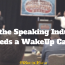 Why the Speaking Industry Needs a WakeUp Call!
