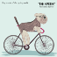 Dog breeds of the cycling world.