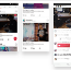 Redesigning an Android App for a live video entertainment platform