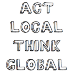 Go to the profile of ActLocalThinkGlobal
