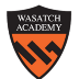 Go to the profile of Wasatch Academy