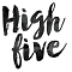 Go to the profile of High Five