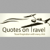 Go to the profile of Quotes On Travel