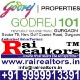 Go to the profile of Godrej 101 Gurgaon