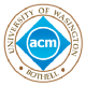 Go to the profile of UWB Association for Computing Machinery