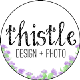 Go to the profile of Thistle Design + Photo