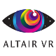 Go to the profile of Altair VR. Virtual encyclopedia on blockchain
