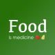 Go to the profile of Food is Medicine