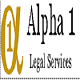 Go to the profile of Alpha 1 Legal Services