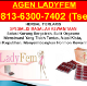 Go to the profile of 0813–6300–7402 (Tsel) Agen Ladyfem Medan
