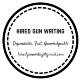 Go to the profile of Hired Gun Writing