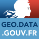 Go to the profile of geo.data.gouv.fr