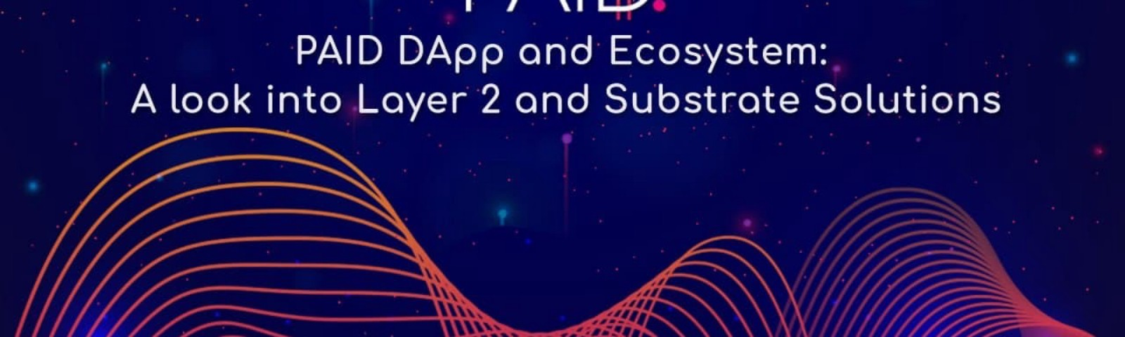 PAID NETWORK Dapp and Ecosystem: a look into Layer 2 and Substrate Solutions