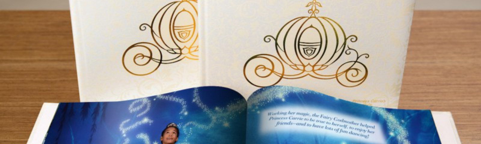 Personalized Storybook at the Disney PhotoPass Studio in Disney Springs