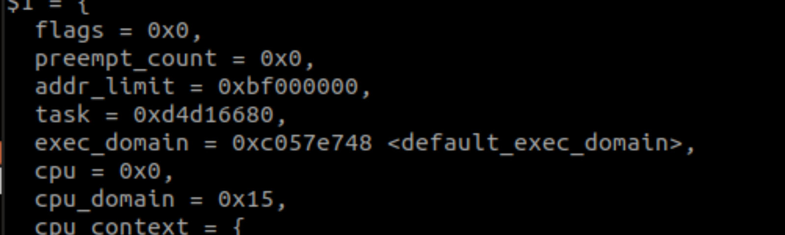 Linux Kernel: the ROP Exploit of Stack Overflow in Android
