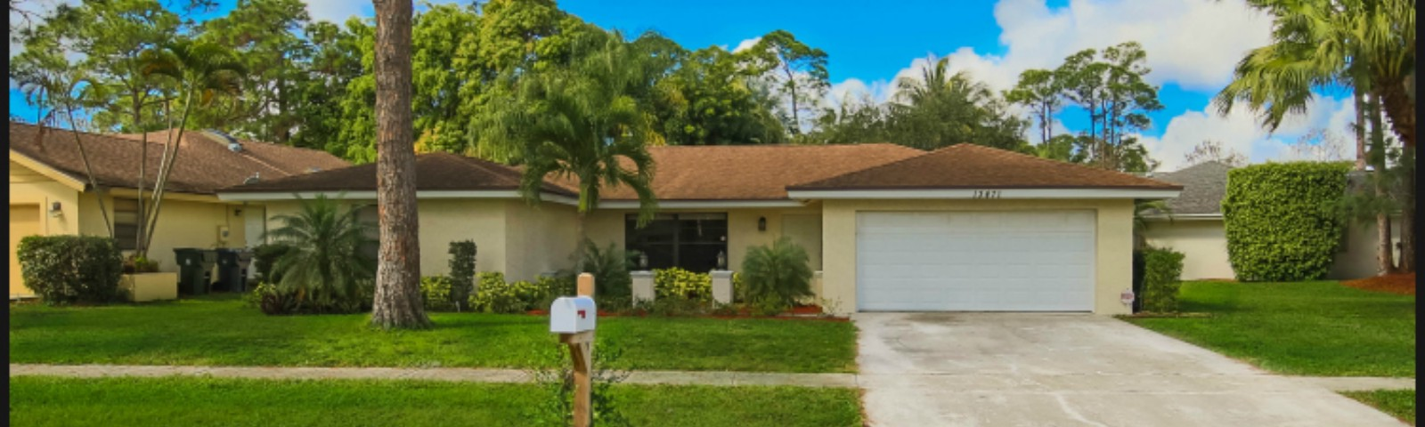 Sugar Pond Manor Home SOLD! 13471 Jonquil Place, Wellington, Florida 33414