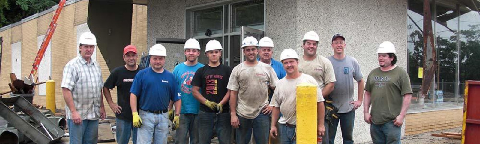 Englewood Construction new HQ team