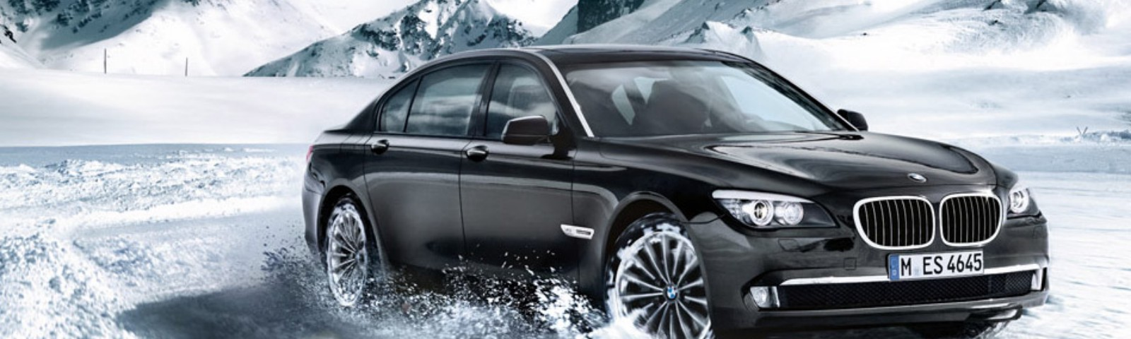 xDrive equipped BMW