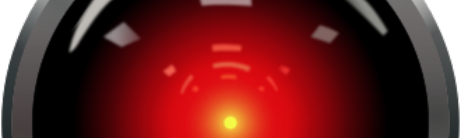 HAL 9000 from 2001 - A Space Odyssey (Wiki)