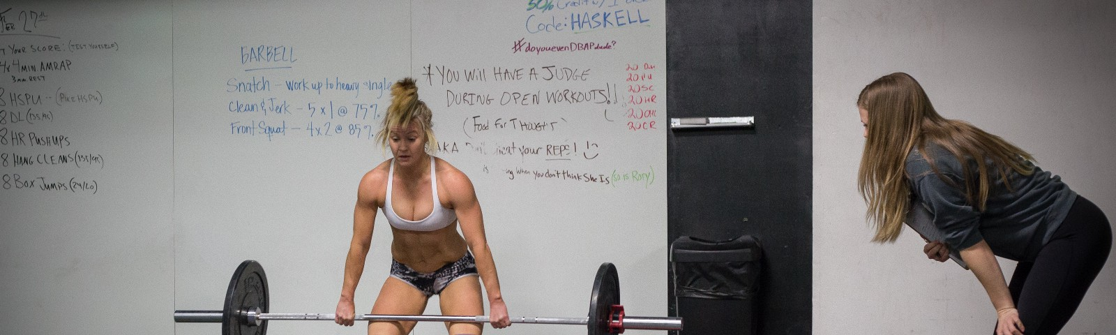 CrossFit Anthropology