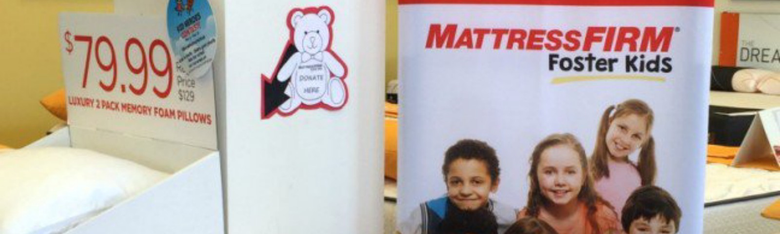 Mattress Firm Kid Heroes