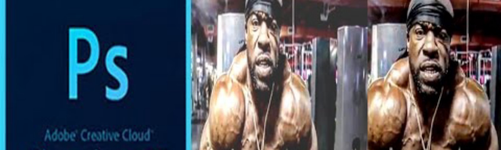 Kali Muscle Photoshop Shoulders