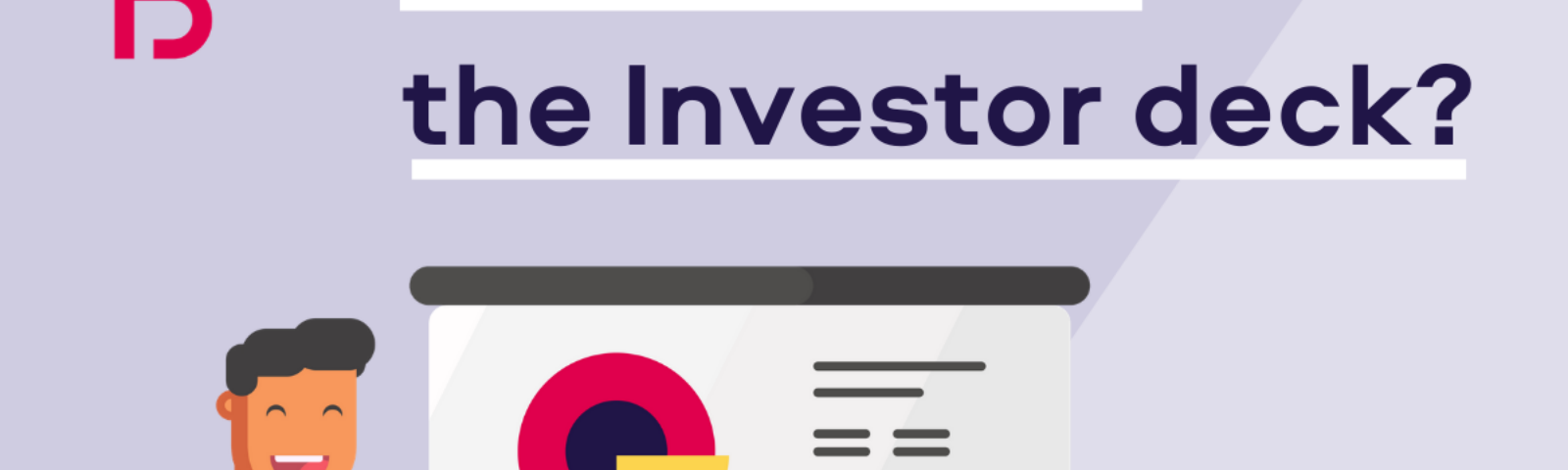 how to build the investor deck