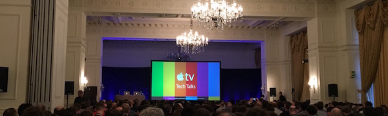 Apple tvOS Tech Talks, London 2016 - Songkick Tech
