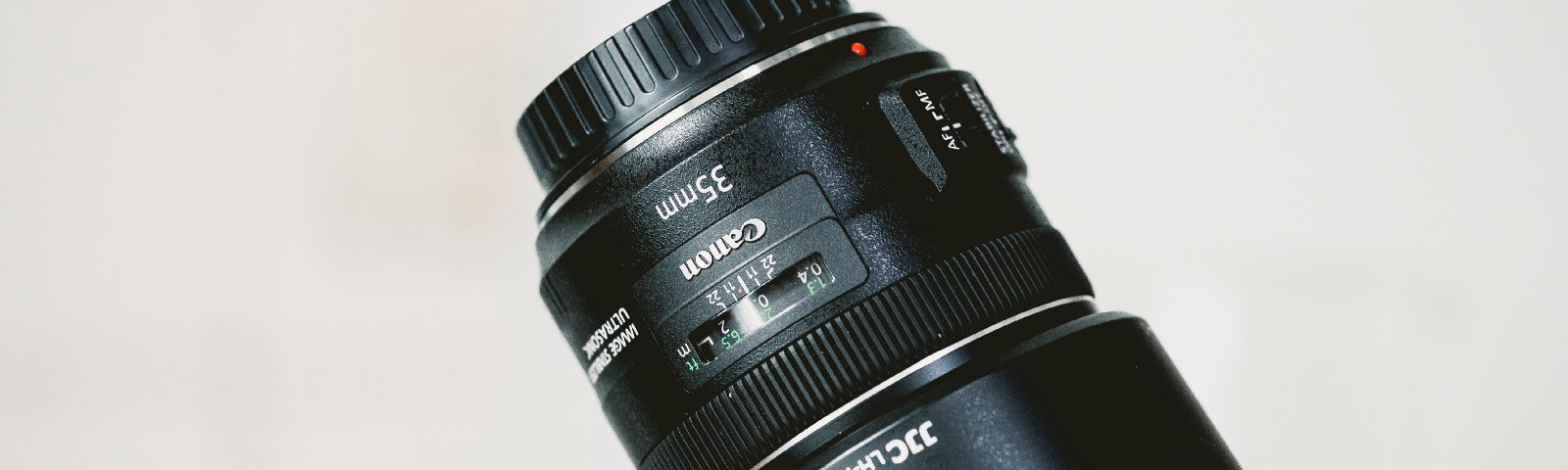 One perfect lens for a new camera