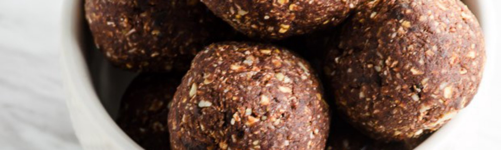 Cocoa Nut Energy Balls - great as a pre or post workout snack, after school snack or afternoon pick me up. Vegan