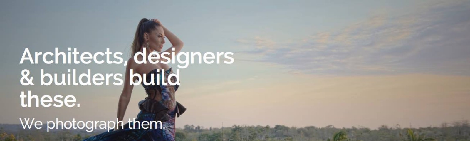 Daylight Photoworks' New Homepage