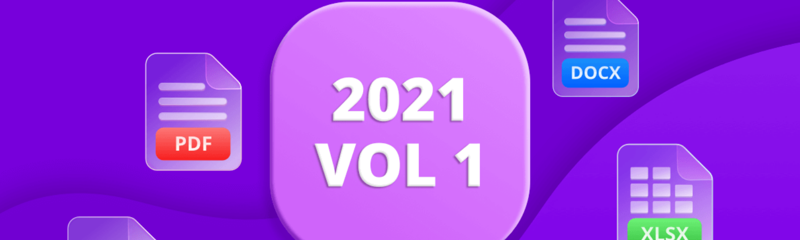 What's New in 2021 Volume 1: File-Format Libraries